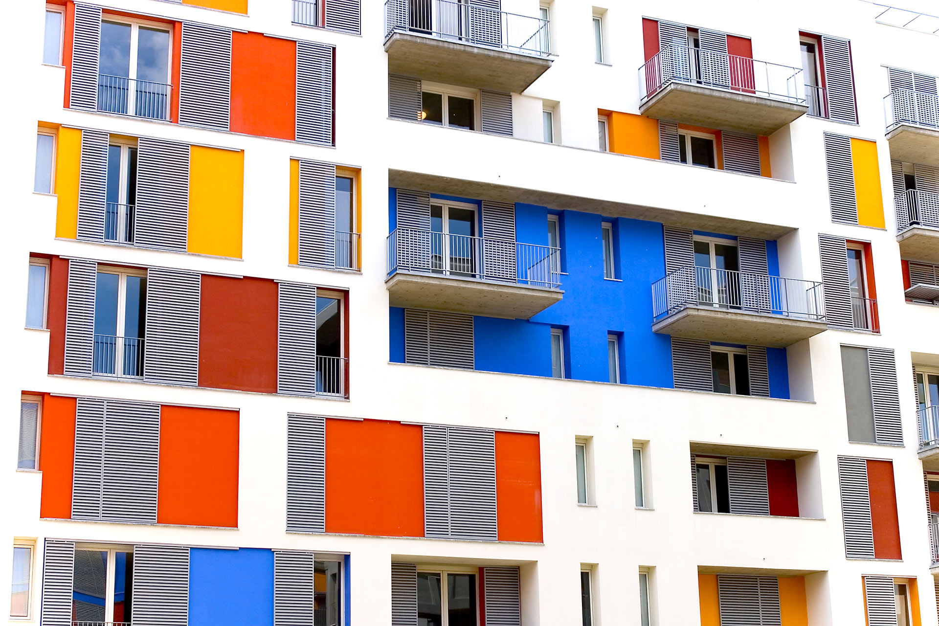 Residenze Villaggio Olimpico 2006 Torino - Gem srl